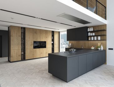 Devis sur mesure pour la réalisation d'une cuisine haut de gamme à Lyon 4
