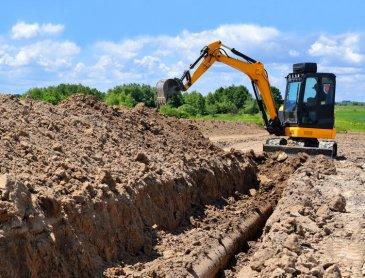 Entreprise spécialisée dans le terrassement et l'installation VRD à Feurs