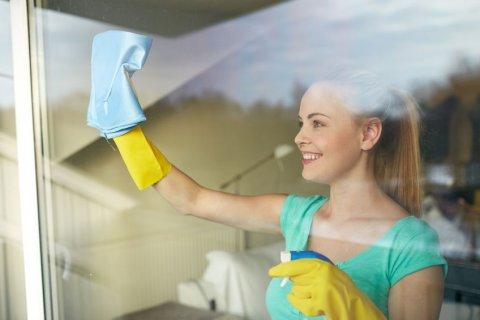Entreprise de nettoyage de vitre pour locaux professionnels à Roanne