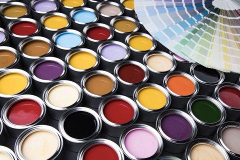 Application de peinture Farrow & Ball Lentilly