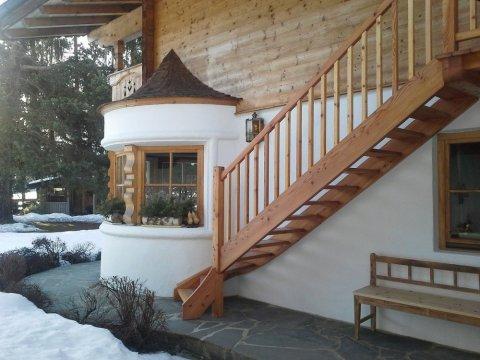 Entreprise de menuiserie pour la fabrication et pose d'escalier en bois sur-mesure àCrest